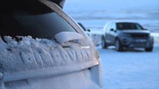 Land Rover Discovery Sport    -   test-drive in Iceland (15/17.12.2014)