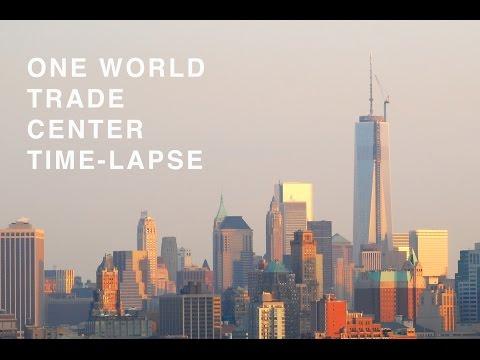 1 World Trade Center Time Lapse - Return of the Lower Manhattan Skyline