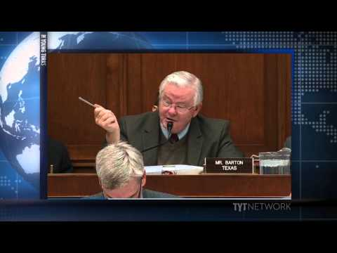 Rep Yells 'monkey Court!' At Obamacare Hearing? video