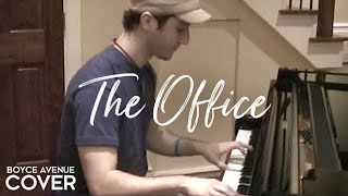 The Office Theme Song (Boyce Avenue piano acoustic)