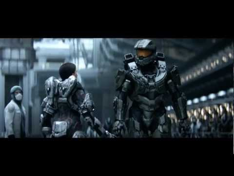 Halo 4 Story [Game Movie] HD