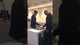 Magnus vs. Arthur Abraham
