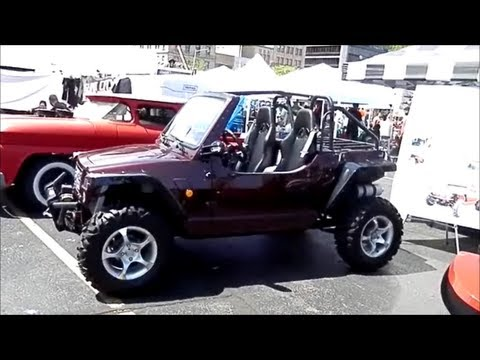 Sandreeper Four Wheeler for the road 4x4