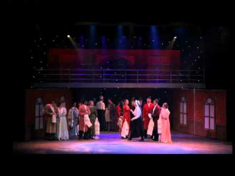 Titantic The Musical Valley Christian High School  2012 highlights part 1