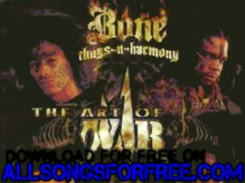 Cubra la imagen de la canción Ain't nothin changed por Bone Thugs-n-harmony