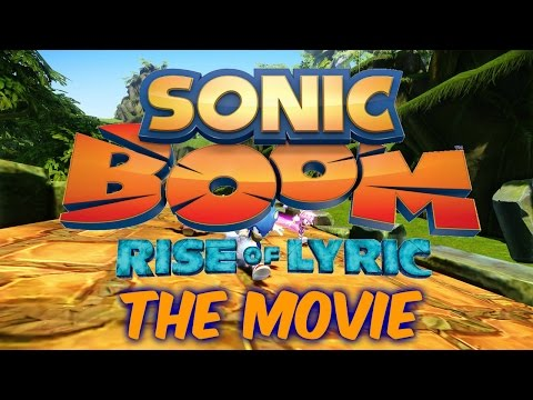 Sonic Boom: Rise Of Lyric - The Movie (2014) Hd [1080p] video