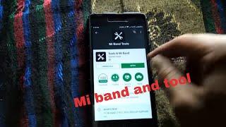 Mi Band Tools: Notification of (WhatsApp & more) [Mi Band HRX Edition]