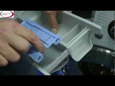 lg washing machine problems dispenser