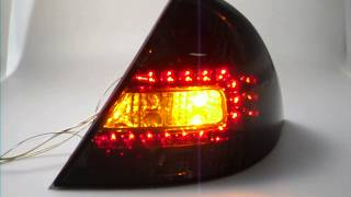 LED taillights Ford Mondeo Mk3 B4Y/B5Y smoke SW-Tuning