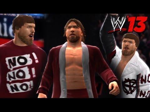 WWE '13 Community Showcase: Daniel Bryan / Bryan Danielson (Xbox 360)