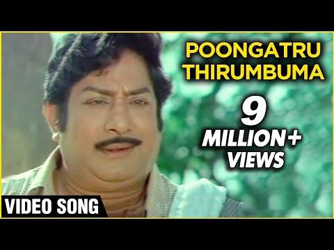 Poongatru Thirumbuma | Ilaiyaraja | Janaki | Sivaji Ganesan | Mudhal Mariyathai | Melodious Song video