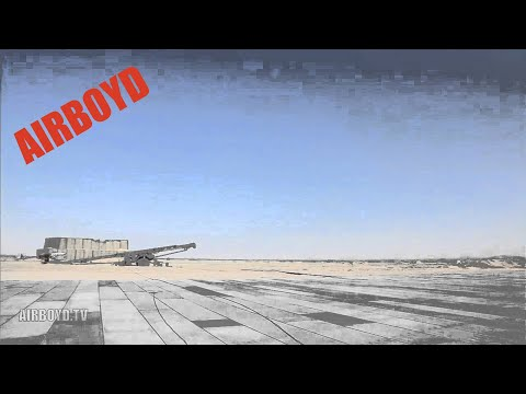 RQ-7 Shadow UAV Test Flight (VMU-3)