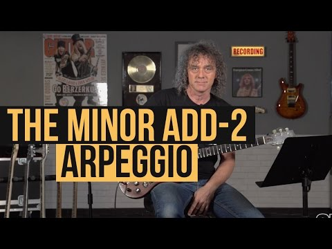 Lessons - Rock - Two Voices Arpeggio