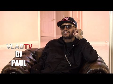 DJ Paul on the Passing of Lord Infamous & Starting Da Mafia 6ix