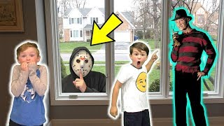 Zombie Master Interrupts Jaggers Birthday with Jason Vorhees vs Freddy Kreuger