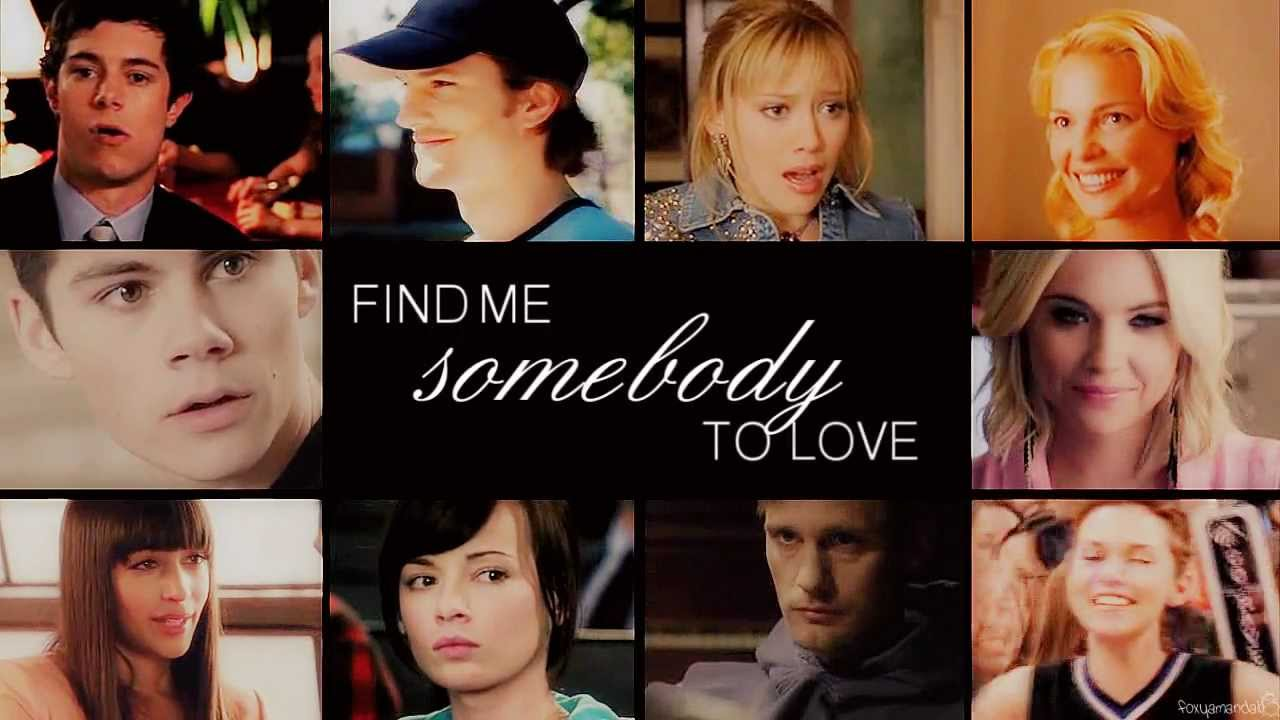 Can you find me somebody to love