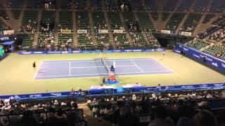 Ana Ivanovic vs. Lucie Safarova | Semifinals |  Toray PP Open, Tokyo 2014 | hyperlapse