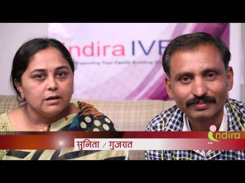 IVF Success Stories - IVF Success Couples Indira IVF Clinics India