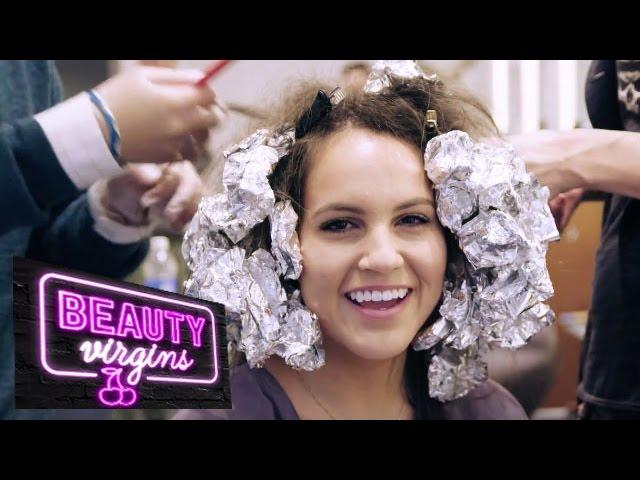 Beauty Virgins: Dying My Hair | Cosmopolitan