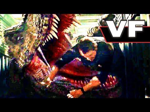 JURASSIC WORLD 2 - NOUVELLE Bande Annonce VF