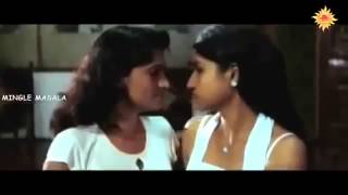 Hot Indian Lesbian Girls Kissing Very Hot Bed Scene