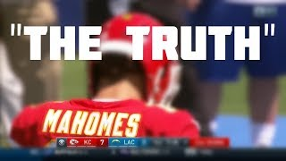 "Patrick Mahomes-""The Truth"" 2018 Pump Up"