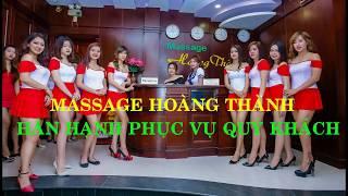 Massage Thủ Đức , Dĩ An, Bình Dương - Massage Hoàng Thành