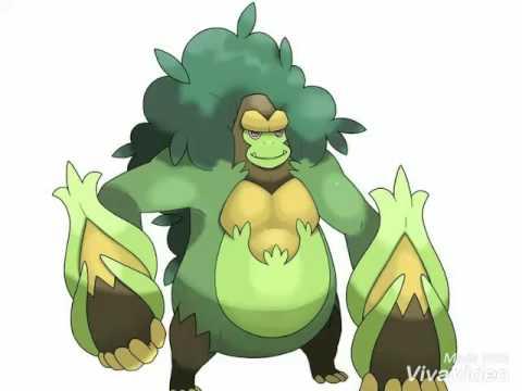 Gen 8 Pokémon Pokedex