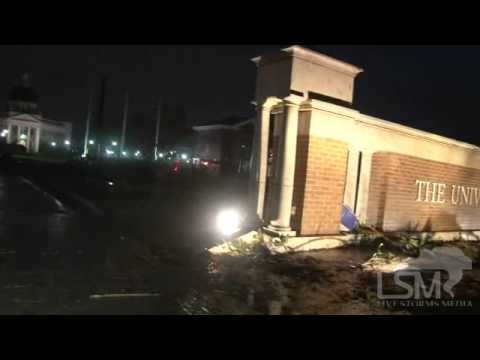 Hattiesburg, MS Tornado Damage 2 - John Sibley