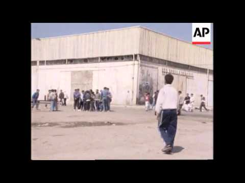 Algeria - Bomb blast in market place