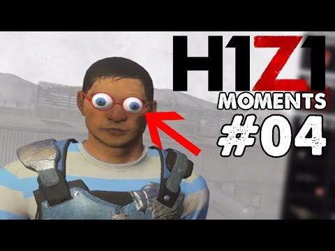 CLOWN FIESTA - H1Z1 Moments #04