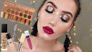 LONG LASTING GLAM PROM MAKEUP TUTORIAL USING LAURA LEE NUDIE PATOOTIE PALETTE | MAKEMEUPMISSA