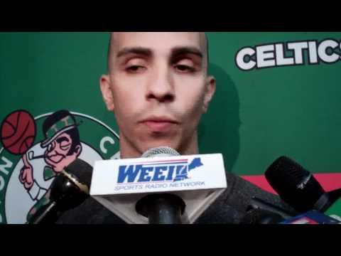 Mar 8 2011 Carlos Arroyo Celtics NBA.flv