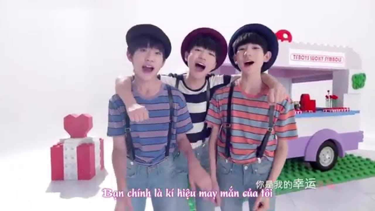 Loi Viet Bai Hat Young Style Cua Tfboys