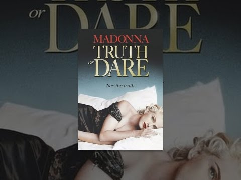 Madonna Truth Or Dare video
