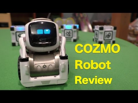 Cozmo Robot by Anki. FULL Review. This Will Change Things...