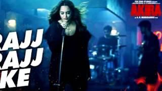 PURZA Lyrical Video Song | Akira | Arijit Singh | Sonakshi Sinha ,Konkana Sen Sharma&Anurag Kashyap