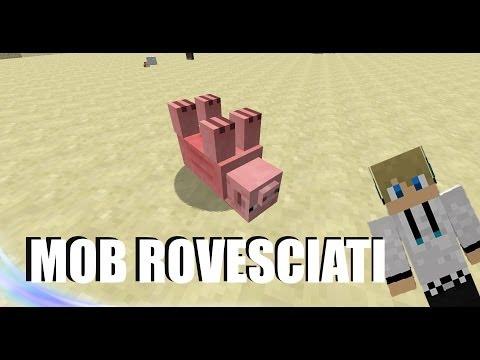 Minecraft Tutorial Ita - Mob E Animali Rovesciati ! video