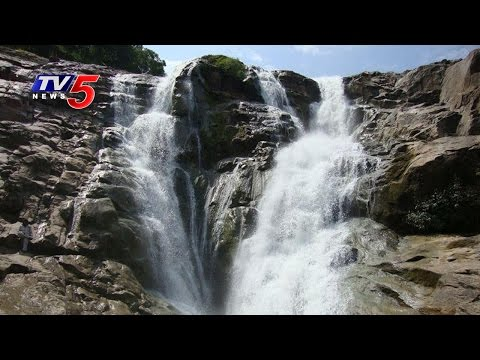 Dangerous Kuntala Waterfalls at Adilabad | TV5 News