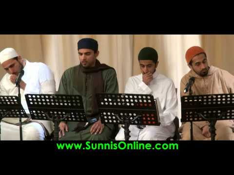 MUST WATCH [HD] - Grand Mawlid 2013 | Qasidah - The Keighley Munshids