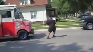 BIll Burr - Dancing Guy Gets Hit By Ice Cream Truck
