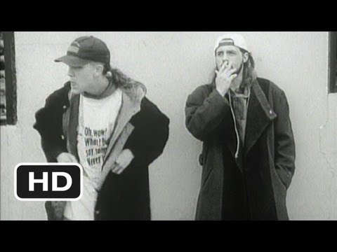 Clerks. Official Trailer #1 - (1994) HD