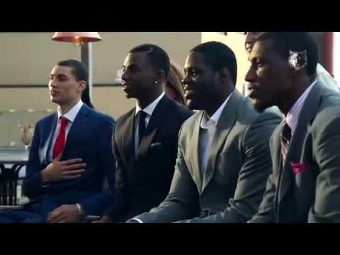 Wiggins, LaVine, Bennett and Young - Minnesota Timberwolves
