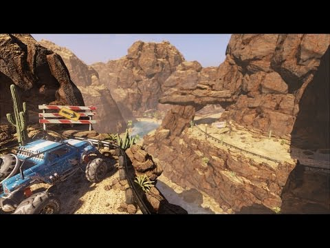 Creating a quick Unreal Engine 4 desert scene