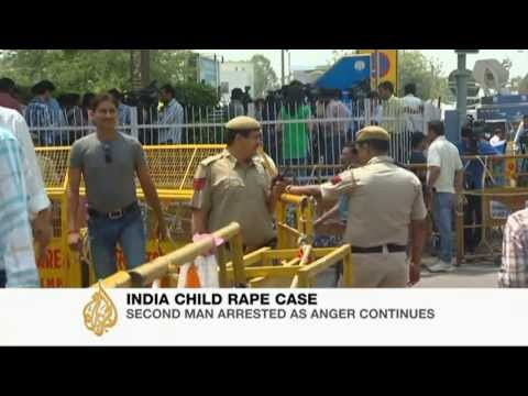 Second man arrested over rape of Indian child
