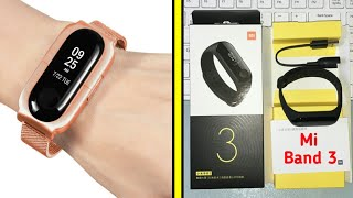 Xiaomi Mi Band 3 Unboxing & Review - Best Budget Fitness Tracker🔥🔥
