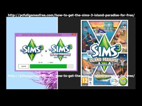 sims 3 island paradise keygen generator download