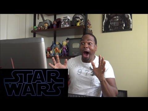 Star Wars: Episode IX – The Rise of Skywalker -  Teaser Trailer - REACTION!!!