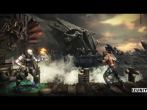 Mortal Kombat X 60 FPS Gameplay Fatalities - Mortal Kombat 10 (2014)