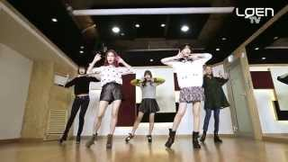 KARA (카라) - Damaged Lady (Dance Practice)